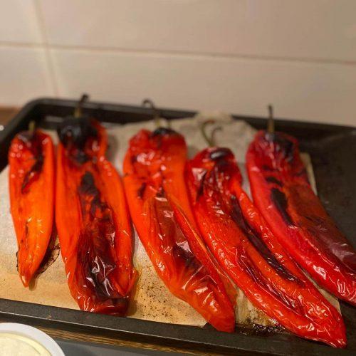 paprike u kajmaku